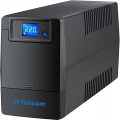 ИБП Tescom Leo II line-Interactive Pro LCD 650 ВА (Leo650ALCD)