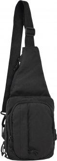 Рюкзак-сумка однолямочный Kodor Tactical Сasual Черный (К00811черн)