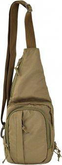 Рюкзак-сумка однолямочный Kodor Tactical Сasual Койот (К00811койот)