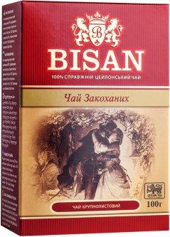 Чай Bisan крупнолистовой Чай Влюбленных 100 г (4791007012672)