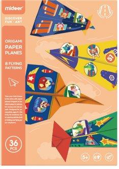 Набор для оригами MiDeer Самолеты (MD4097)