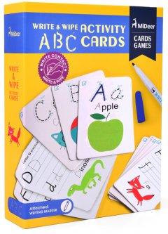 Обучающий набор MiDeer серии Пиши-стирай ABC Алфавит (MD1032)