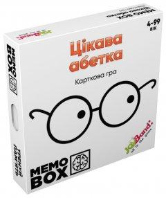 Настольная игра JoyBand MemoBox Интересная Азбука (4820246770033)