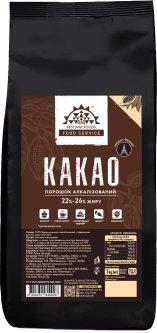 Какао-порошок Best Way алкализированный 22-24% жира 1 кг (4820251840028)