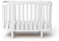 Детская кроватка Angelo Magic Белая (12002)