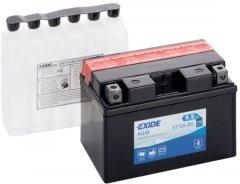 Мото аккумулятор Exide AGM 9.5 Ah (+/-) 130EN (ET12A-BS)