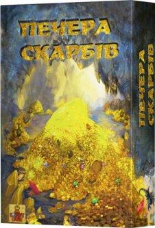 Настольная игра Bombat Game Пещера сокровищ (4820172800279)