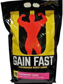 Гейнер Universal Nutrition Gain Fast 3100 5.9 кг Сhocolate (039442013613)