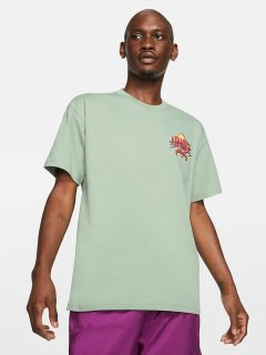 Футболка Nike M Nsw Tee Dna Air Lse Fit DD1376-006 S Зеленая (194956326083)