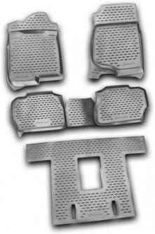 Автоковрики Autofamily CADILLAC Escalade 06/2006-2015 5 шт. полиуретан (NLC.07.03.210K)