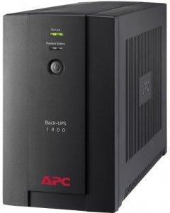 ИБП APC Back-UPS 1400VA IEC (BX1400UI)