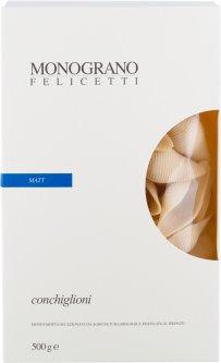 Макароны Felicetti Monograno Конкильони 500 г (8000755021895)