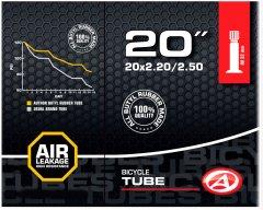 "Велокамера Author AT-CMP-20"" Wide AV32 20x2.20/2.50 в коробочке (37220001)"