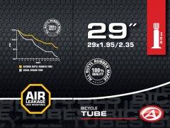 "Велокамера Author AT-MTB-29"" вентиль AV 40 мм 29x1.95/2.35 в коробочке (37229001)"