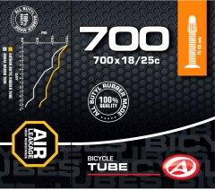 Велокамера Author AT-ROAD-700C FV48 700x18/25C в коробочке (37270201)
