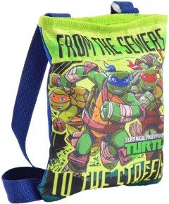 Сумка детская 1 Вересня Turtles 21x18 (555082) (5056137125203)