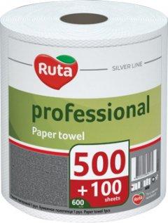 Бумажные полотенца Ruta 2 слоя 600 отрывов 1 рулон (4820202894179)