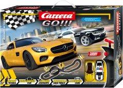 Автотрек Carrera GO!!! Шоссейные гонки 5.4 м (CR-20062493)