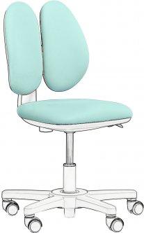 Чехол для кресла FunDesk Mente Chair Cover Mint Green (01-00002259)