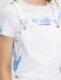 Полукомбинезон джинсовый Koton 9YAK47468MD-000 34 White (8681970664069)