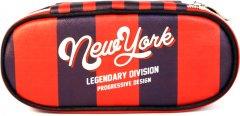 Пенал-бокс HIPE Нью-Йорк с 1 отделением Сине-красный (2000009320428)