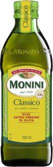 Оливковое масло Monini Extra Vergine Classico 500 мл (80053828)