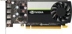 PNY PCI-Ex NVIDIA T600 4GB GDDR6 (128bit) (4 x miniDisplayPort) (VCNT600-SB)