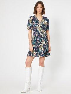 Платье Koton 0YAK88166PW-57A 34 Marine Design (8682359042690)