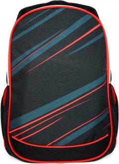 Рюкзак ортопедический HIPE 850 г 42х29х15 см 18 л Черный (2000009828610)