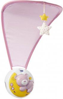 """Игрушка на кроватку Chicco """"Next2Moon"""" Розовый (09828.10)"""