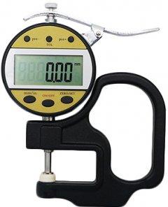 Цифровой индикаторный толщиномер PROTESTER 0-12.7 мм (0.01 мм) (5317-10)