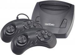 Игровая консоль Retro Genesis 8 Bit Junior 300 игр, 2 проводных джойстика, AV кабель (CONSKDN84)