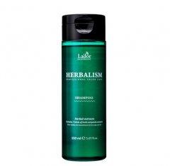Травяной успокаивающий шампунь против выпадения волос Lador Herbalism Shampoo 150 мл (11111100037-КР)