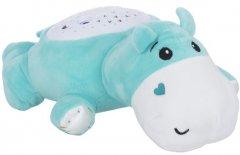 Мягкая музыкальная игрушка с проектором Funmuch Бегемот с проектором (FM666-6)
