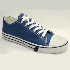 Кеди чоловічі низькі Yong Zone сині blue 44 11515