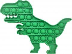 Игрушка-антистресс Pop-it QL040068 динозавр зеленый (QL040068_dino) (2218062021195)