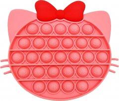Игрушка-антистресс Pop-it QL050479 hello kitty розовый (QL050479_kitty) (2218062021199)