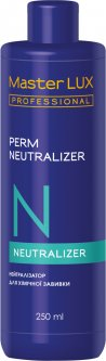 Нейтрализатор для химической завивки Supermash Master LUX professional 250 мл (4823001600163)