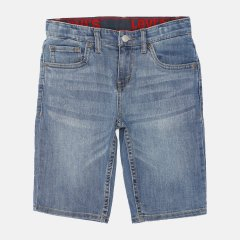 Шорты джинсовые Levi's Fashion LW Performance Short 8EC770-M0T 104-110 см Синие (3665115335309)