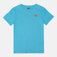 Футболка детская Levi's Fashion Batwing Chest Hit 8EA100-B29 110-116 см Синяя (3665115337082)
