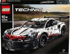 Конструктор LEGO TECHNIC Porsche 911 RSR 1580 деталей (42096)