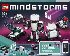 Конструктор LEGO Mindstorms Робот изобретатель 949 деталей (51515)