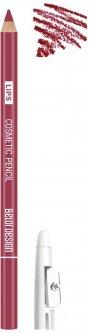 Контурный карандаш для губ BelorDesign Party с точилкой тон 27 сливовый 1.2 г (4810156049091)