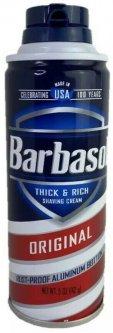 Крем-пена для бритья Barbasol Original для нормальной кожи 142 г (051009003059)