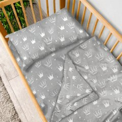 Комплект постельного белья Zastelli 489 Корона 110х140 (2500000992780)