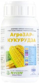 Удобрение органо-минеральное АгроЗАР Кукуруза, концентрат 250 мл (4820241010493)