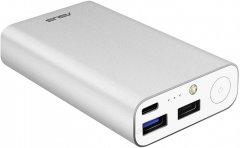 УМБ Asus ZenPower 100S0C 10050 mAh QC3.0 USB Type-C Silver (90AC02V0-BBT008)