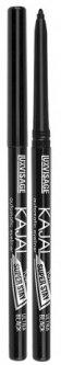Механический карандаш для глаз Luxvisage Kajal super stay ultra black 0.35 г (4811329033558)