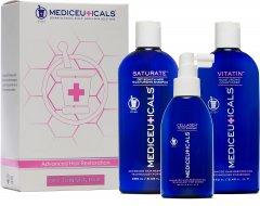 Набор для стимулирования роста сухих волос для женщин Mediceuticals For Women Kit Dry (054355935180)