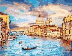 Картина по номерам Bookopt Солнечная Венеция 50х40 см (bk_1189) (2252523147016)